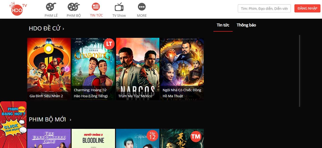 Top 20 website xem phim kinh dị miễn phí tốt nhất