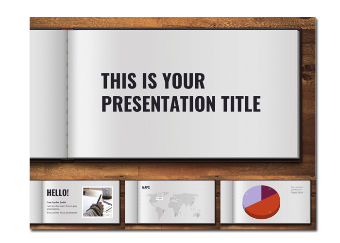 mẫu slide powerpoint đẹp miễn phí 12