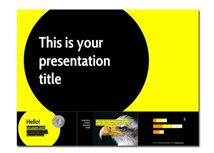 mẫu slide powerpoint đẹp miễn phí 21